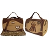 Mirage Pet Products Uncle Monkey Super Size Pet Carrier