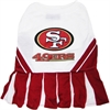 Mirage Pet Products San Francisco 49ers Cheer Leading SM