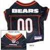 Mirage Pet Products Chicago Bears Jersey Large