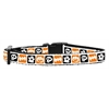 Mirage Pet Products Classic Halloween Nylon Ribbon Collar Cat Safety