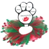 Mirage Pet Products Christmas Stars Smoocher XL .
