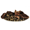 Mirage Pet Products Camo 1/2 Size  Pet Blanket