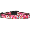 Mirage Pet Products Elephant Elefun Nylon Ribbon Collars Large