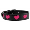 Mirage Pet Products Embroided Collar Heart Medium