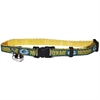 Mirage Pet Products Green Bay Packers Cat Collar