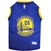 Mirage Pet Products Golden State Warriors Dog Jersey Large