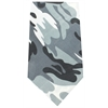 Mirage Pet Products Plain Patterned Bandana Grey Camo