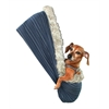Mirage Pet Products Plain Puppy Holdem Sling Admiral Navy w/ Werewolf trim Size Lg/XL