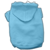Mirage Pet Products Blank Hoodies Baby Blue XS (8)