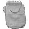 Mirage Pet Products Blank Hoodies Grey XXL (18)