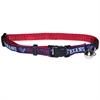 Mirage Pet Products Houston Texans Cat Collar