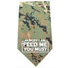 Mirage Pet Products Hungry I Am Screen Print Bandana Digital Camo