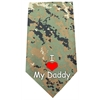 Mirage Pet Products I Love Daddy Screen Print Bandana Digital Camo