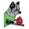 Mirage Pet Products Knit Knacks Rockin Robin Organic Cotton Small Dog Toy
