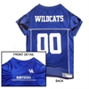 Mirage Pet Products Kentucky Wildcats Jersey Large