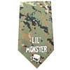 Mirage Pet Products Lil Monster Screen Print Bandana Digital Camo