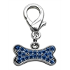 Mirage Pet Products Lobster Claw Bone Charm Blue
