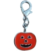 Mirage Pet Products Halloween Lobster Claw Charms/Zipper Pulls Pumpkin one size