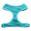 Mirage Pet Products Soft Mesh Harnesses Aqua Medium