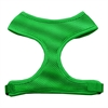 Mirage Pet Products Soft Mesh Harnesses Emerald Green Large