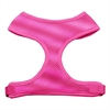 Mirage Pet Products Soft Mesh Harnesses Pink Small