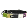 Mirage Pet Products Ice Cream Collars Blue Paws Large