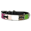 Mirage Pet Products Ice Cream Collars Pink Bones Medium