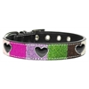 Mirage Pet Products Ice Cream Collars Pink Hearts Medium