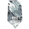 Mirage Pet Products Most Wanted Screen Print Bandana Grey Camo