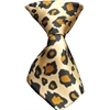 Mirage Pet Products Dog Neck Tie Leopard