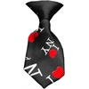 Mirage Pet Products Dog Neck Tie Love NY Red