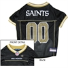 Mirage Pet Products New Orleans Saints Jersey Medium