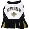 Mirage Pet Products New Orleans Saints Cheer Leading MD