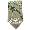Mirage Pet Products Personal Trainer Screen Print Bandana Digital Camo