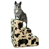 Mirage Pet Products Tan Pony Pet Steps