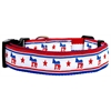 Mirage Pet Products Political Nylon Democrat Lg