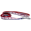 Mirage Pet Products Political Nylon Democrat 4' Leash