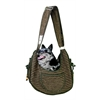 Mirage Pet Products Puppy Pouch Sling Private Stripes