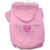 Mirage Pet Products Aviator Hoodies Pink M (12)