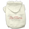 Mirage Pet Products Be Mine Hoodies Cream XXXL(20)