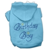 Mirage Pet Products Birthday Boy Hoodies Baby Blue XXXL(20)