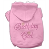 Mirage Pet Products Birthday Girl Hoodies Pink XXXL(20)