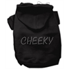 Mirage Pet Products Cheeky Hoodies Black XS (8)