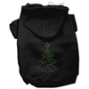 Mirage Pet Products Christmas Tree Hoodie Black L (14)