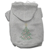 Mirage Pet Products Christmas Tree Hoodie Grey XXL (18)