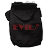 Mirage Pet Products Evil Hoodies Black XS (8)