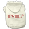 Mirage Pet Products Evil Hoodies Cream XL (16)