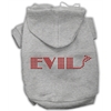 Mirage Pet Products Evil Hoodies Grey XXXL(20)