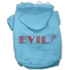 Mirage Pet Products Evil Hoodies Baby Blue XXXL(20)