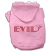 Mirage Pet Products Evil Hoodies Pink XL (16)
